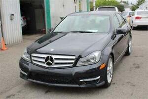 2012 Mercedes-Benz C 300+4MATIC+CUIR+TOIT