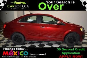 2013 Chevrolet Sonic LT - KEYLESS ENTRY**CRUISE CONTROL**AUX