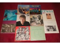 Fifteen good LPs job lot.