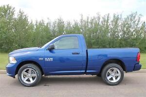 2016 RAM 1500 ST REG CAB BLUE STREAK PRICED TO SELL !!