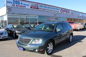 2006 Chrysler Pacifica Limited 6 PASSENGER DVD CERTIFIED