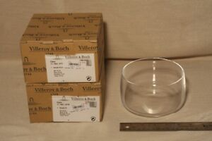 Villeroy and Boch Glass Bowls (22 pieces)