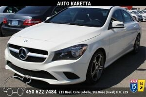 2015 MERCEDES-BENZ CLA 250 4MATIC/AWD,  NAVIGATION, GARANTIE
