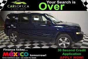2016 Jeep Patriot HIGH ALTITUDE 4X4 - CRUISE**SUNROOF**LEATHER