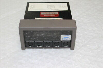 4677 Omega Dp24-t Thermocouple Panel Meter