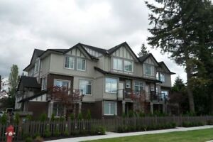 4 Bed Townhouse for Rent in Cloverdale – Available Immediately