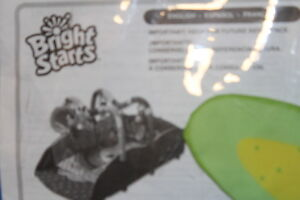 Bright Stars play mat with sides