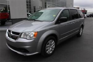 2014 Dodge Grand Caravan SXT - STOW&GO - DVD - BACK UP CAM