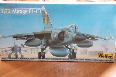 Heller (80316): Dassault Mirage F.1CT au 1/72