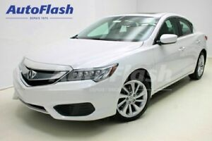 2016 Acura ILX Tech-Pkg *GPS/Camera* Cuir/Leather *Toit/Roof*