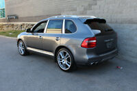 2008 PORSCHE Cayenne TURBO Well Optioned Very Clean SUV