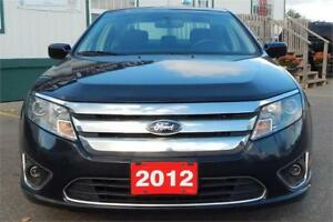 2012 Ford Fusion SEL  WE FINANCE