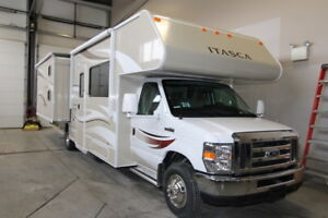 2014 Itasca 31 Ft S/A Class C Motorhome