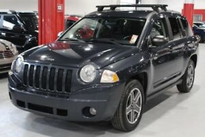 Jeep Compass SPORT 4D Utility 4WD 2008