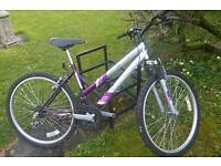 Vogue FS Townsend girls /ladies mountain bike, almost like new.