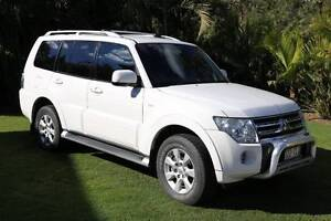 2010 Mitsubishi Pajero Wagon Albany Creek Brisbane North East Preview