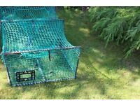 CRAB/LOBSTER POT, ideal for plants in garden