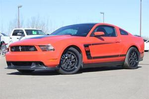 2012 Ford Mustang Boss 302 Supercharged BEAST!