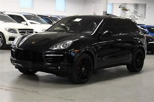 2011 Porsche Cayenne Turbo MSRP $193000 BURMESTER/BLIND SPOT ASS