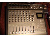Korg D888 8 track recorder