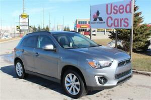 2015 MITSUBISHI RVR 2.4L GT AWC *WARRANTY *GREAT ON GAS