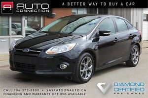 2013 Ford Focus SE ** BLUETOOTH ** ALLOY WHEELS ** LOW KM **