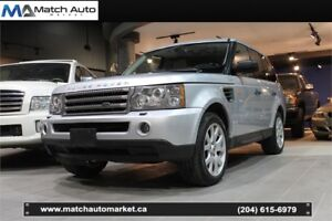 *Safetied* 2007 Land Rover Range Rover Sport HSE *4WD* *Sunroof*