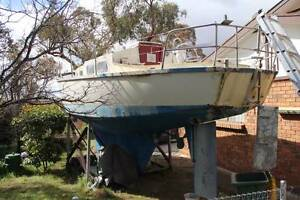 1975 TEMPTRESS 34 Sailing Yacht Cooma Cooma-Monaro Area Preview