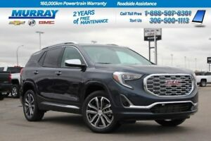 2019 GMC Terrain Denali AWD*SUNROOF,HEATED SEATS*
