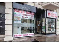 ProfessionalThai Massage by Thai Lady, £40 1 hour, £25 30mins Classy Nail Salon Finchley Road