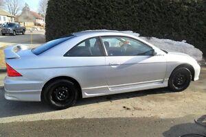 Honda Civic Coupé 800$ négociable