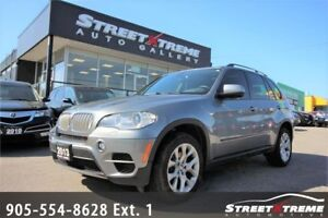 2013 BMW X5 35d Accident Free |Navi |Backup Cam| Diesel |Sunroof