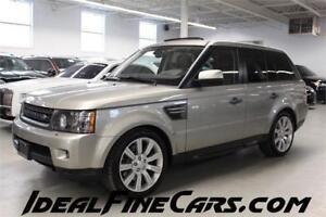 2010 Land Rover Range Rover Sport HSE NAV/BACK-UPCAM/PUSH START