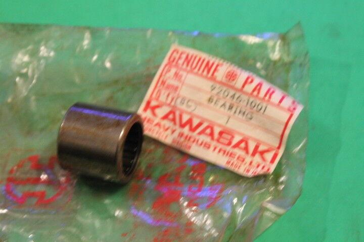 NOS Kawasaki OEM Needle Bearing 74-76 KX250 75-76 KX400 92046-047