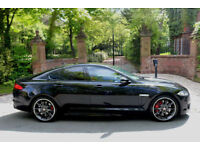 14 PLATE JAGUAR XFR 5.0 V8 SUPERCHARGED 44,533 MILES FJSH EXCEPTIONAL EXAMPLE