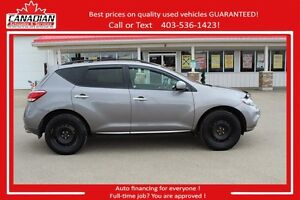 2012 Nissan Murano SV AWD $13900 Financing for ALL!