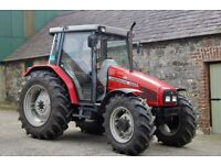 1998 Massey Ferguson 4245 in Mint Condition **Retired Owners Tractor**
