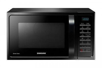 Samsung Kombi Mikrowelle mit Grill und Heißluft 28 Liter Volumen, Schwarz