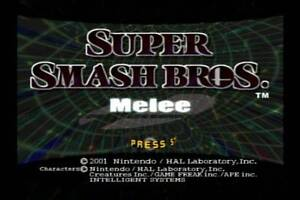 Super Smash Bros. Melee   to a good home~ Kitchener / Waterloo Kitchener Area image 1