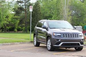 2015 Jeep Grand Cherokee Summit Diesel