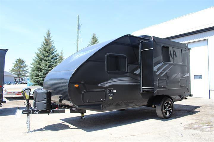 2018 Travel Lite Falcon F-22RK w/ Eclipse Package TRAVEL ...