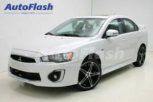 2016 Mitsubishi Lancer GTS 2.4L * Camera * Cuire/Leather * Rare!