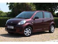 Daihatsu Sirion 1.0 S 2009 5 DOOR HATCHBACK CAR PETROL MANUAL