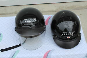 MOTORCYCLE HELMET WITH VISOR $25 OBO