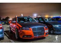 Audi A3 1.9 tdi modded
