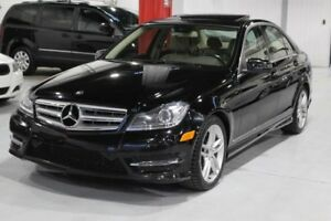 Mercedes-Benz C-Class C300 4D Sedan 4MATIC 2013