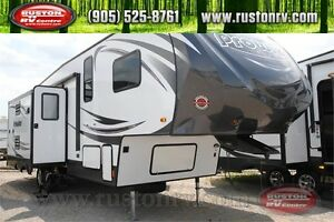NEW 2016 Prowler P292 Fifth Wheel