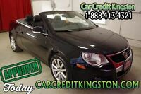 2008 Volkswagen Eos 2.0T 6sp DSG at