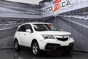 2010 ACURA MDX TECH *** ACCIDENTÉ *** À RÉPARER