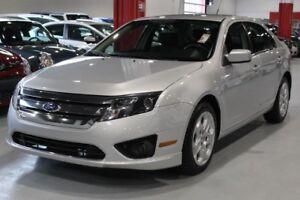 Ford Fusion SE 4D Sedan 2011